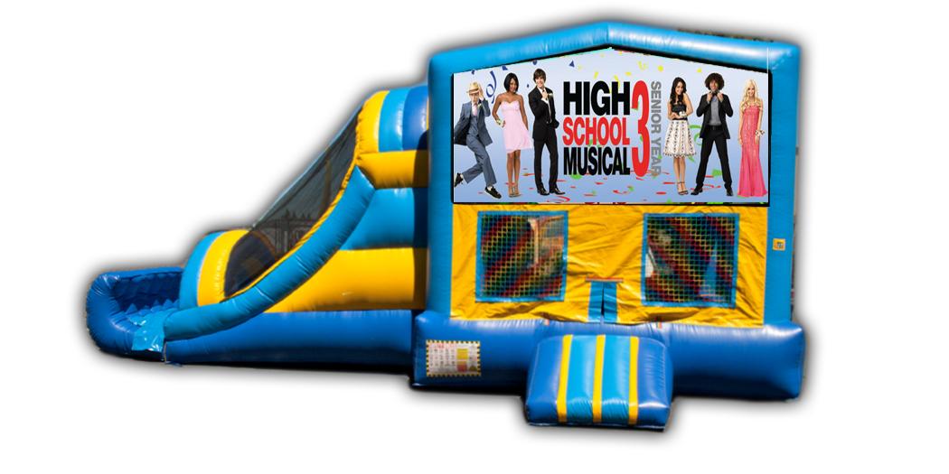 High School Musical 3-in-1 Combo Jumper