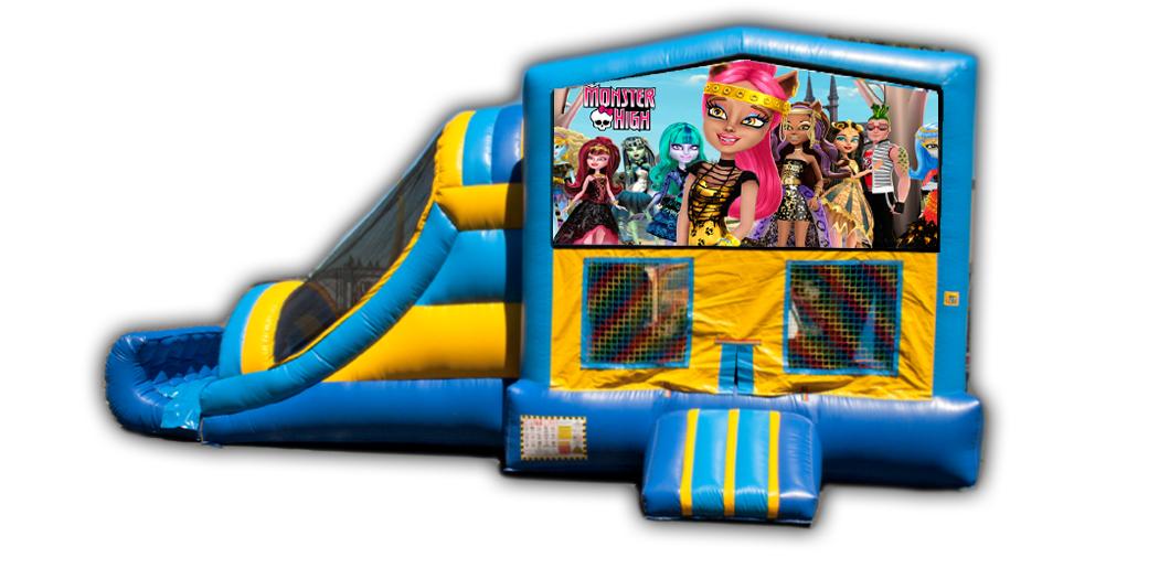 Monster High 3-in-1 Combo Jumper