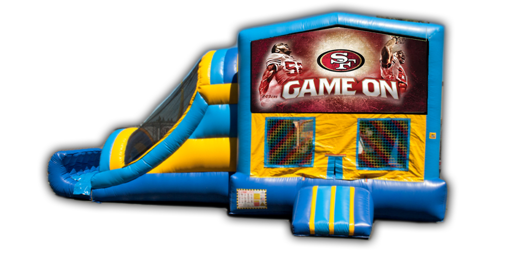 49ers 3-in-1 Combo Jumper