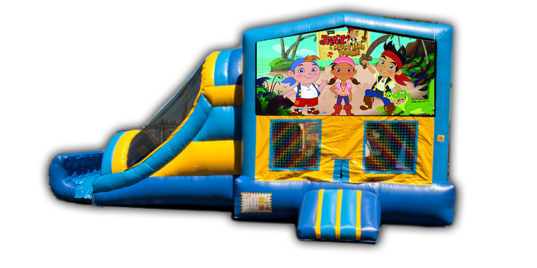 Jake and The Never Land 3-in-1 Combo Jumper