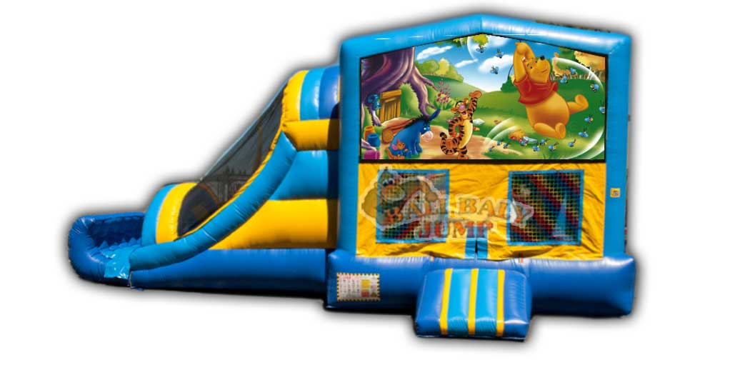 Pooh 3-in-1 Combo Jumper