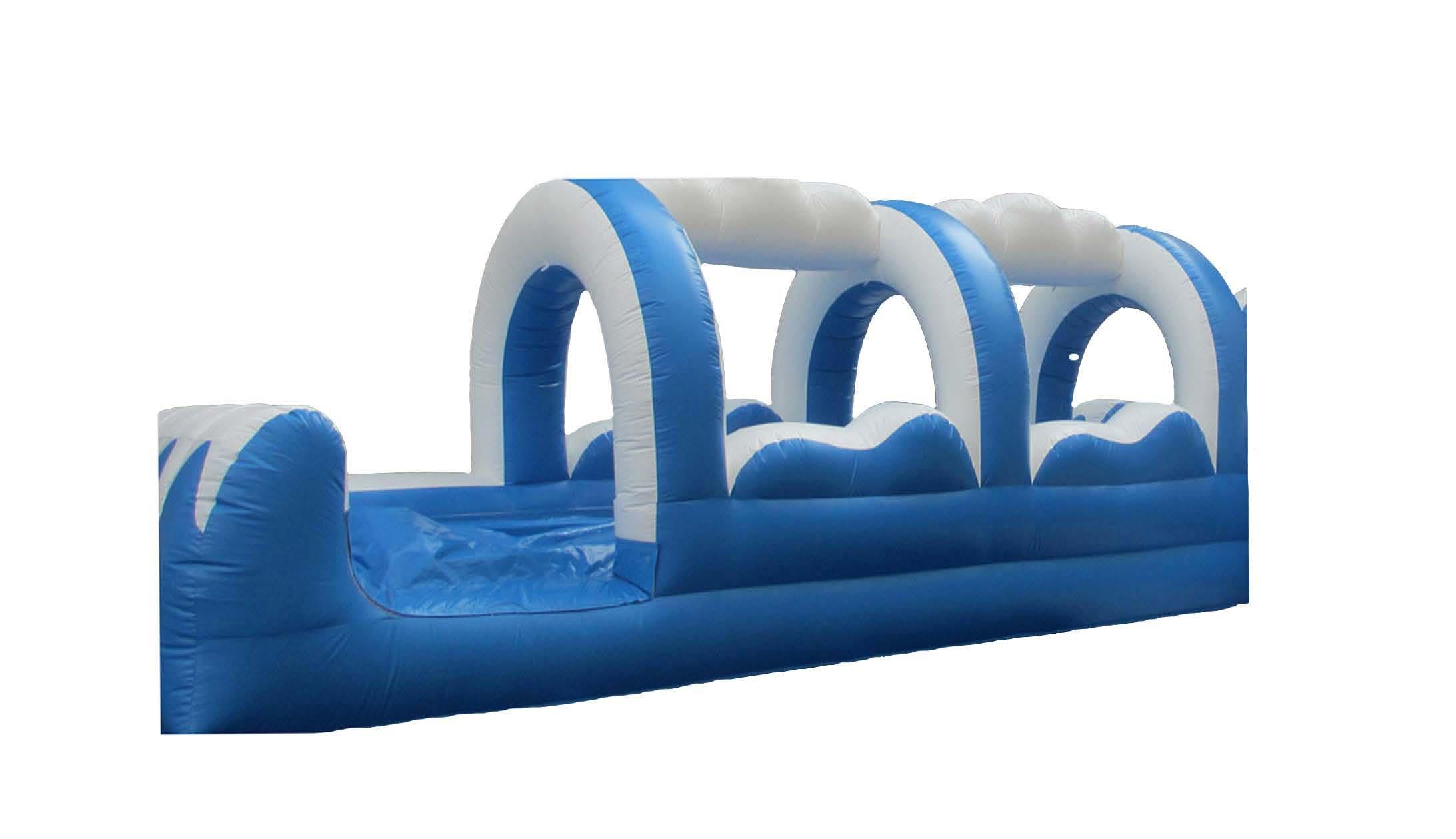 1-Blue Slip and slide