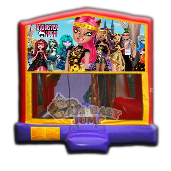 Monster High 4-in-1 Combo Jumper