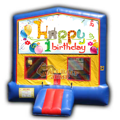1rst Birthday Jumper