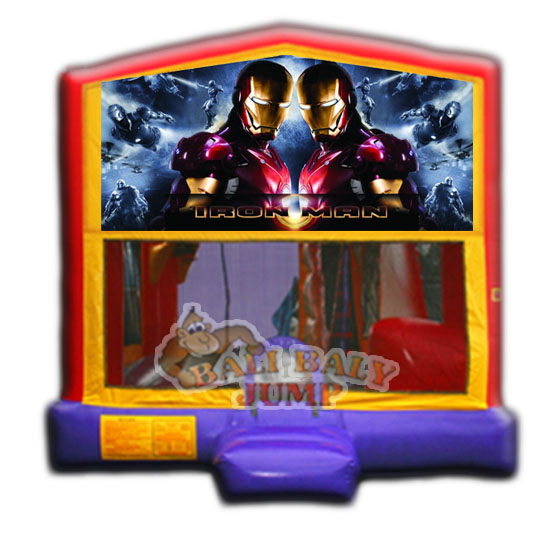 Iron Man 4-in-1 Combo Jumper