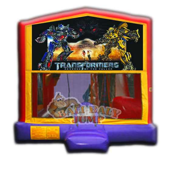 Transformers 4-in-1 Combo Jumper