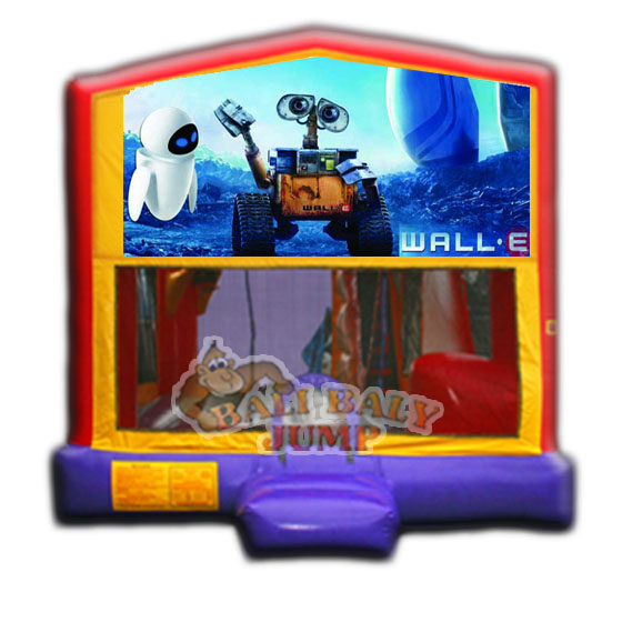 Wall-e 4-in-1 Combo Jumper