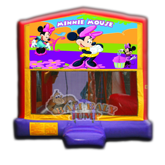 Minnie Mouse 4-in-1 Combo Jumper