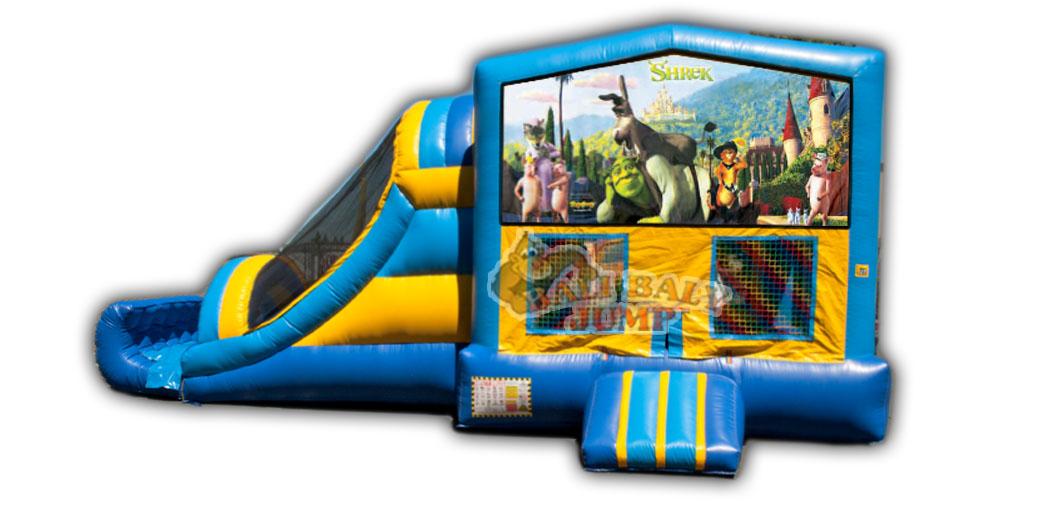 Shrek 3-in-1 Combo Jumper