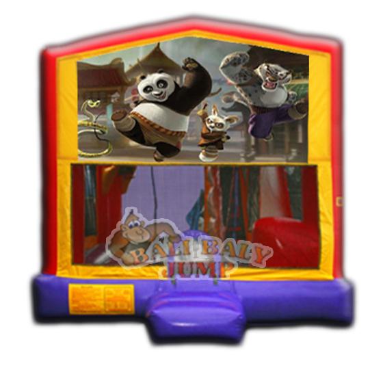 Kunfu Panda 4-in-1 Combo Jumper
