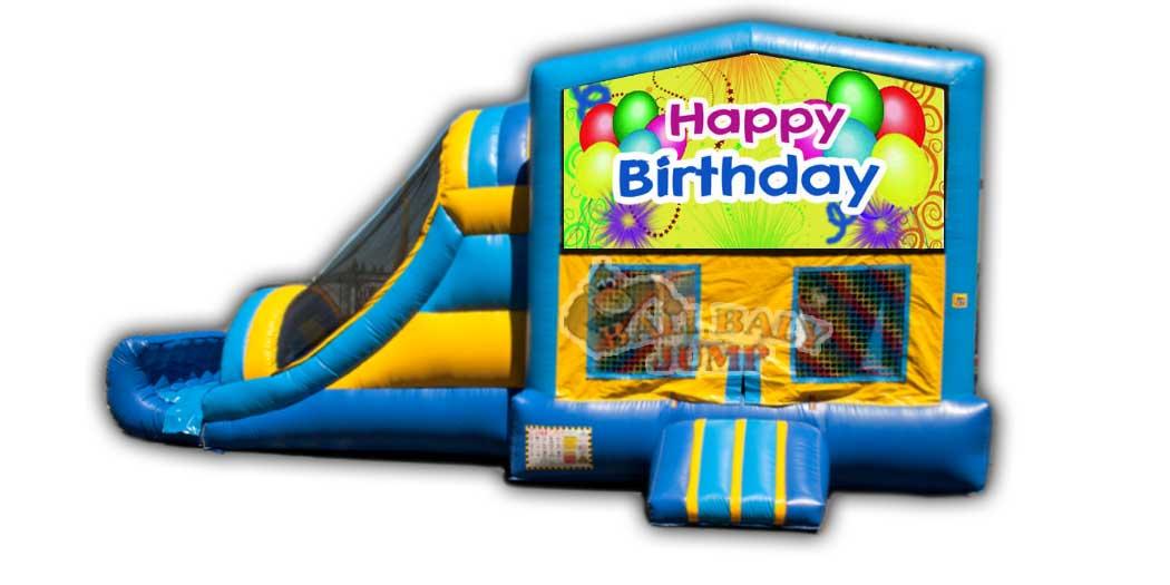 Happy Birthday 3-in-1 Combo Jumper