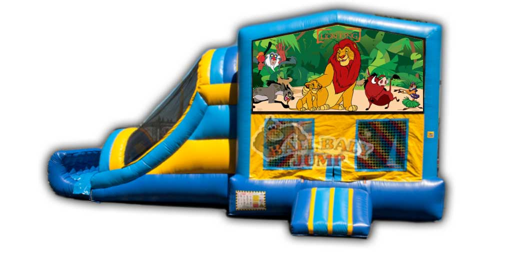 Lion King 3-in-1 Combo Jumper