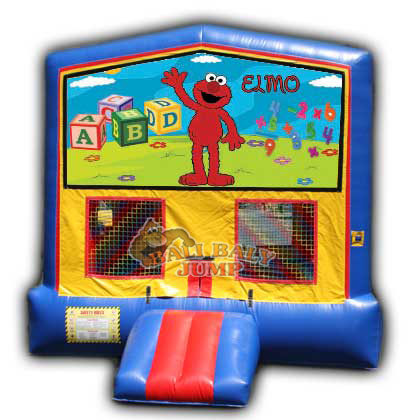 Elmo 2 Jumper