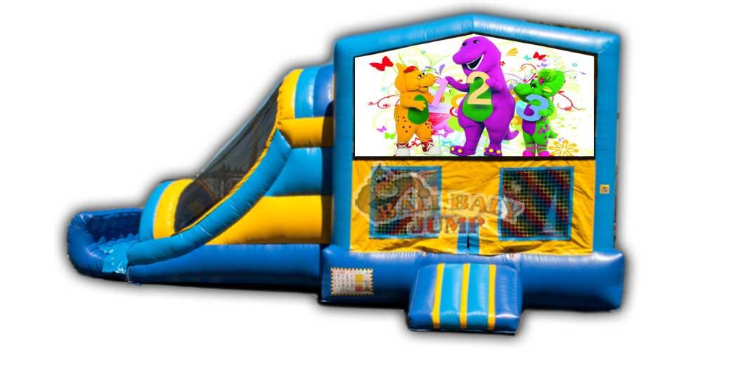 Barney 3-in-1 Combo Jumper
