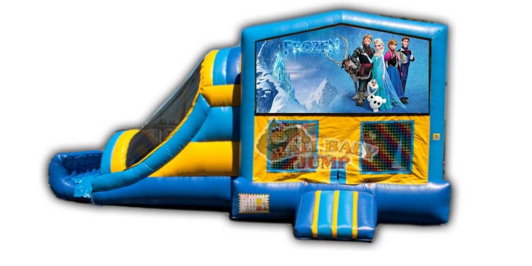 Frozen 3-in-1 Combo Jumper
