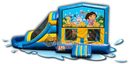 Dora 3-in-1 Combo Jumper