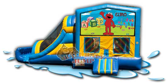 Elmo 2 3-in-1 Combo Jumper