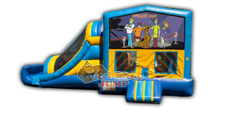 Scooby doo 3-in-1 Combo Jumper