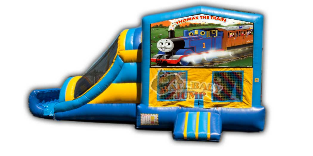Thomas The Train 3 In 1 Combo Jumper