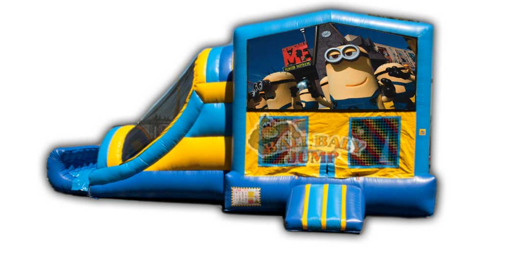 Despicable Me 3-in-1 Combo Jumper