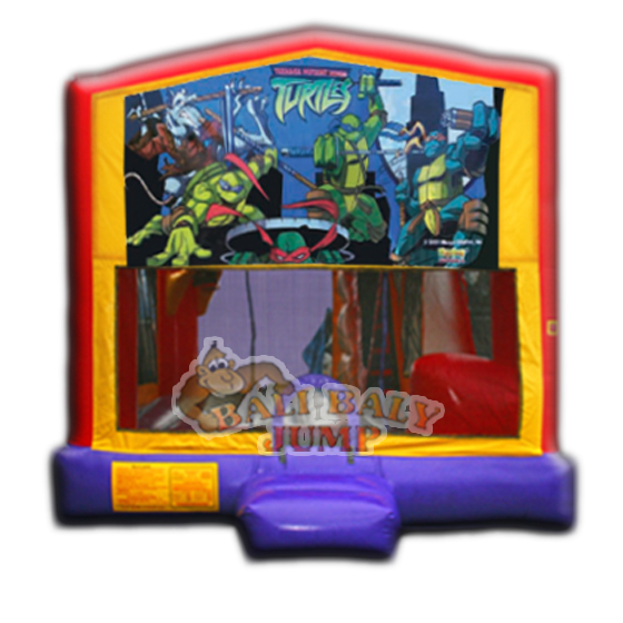 Ninja Turtle 4-in-1 Combo Jumper