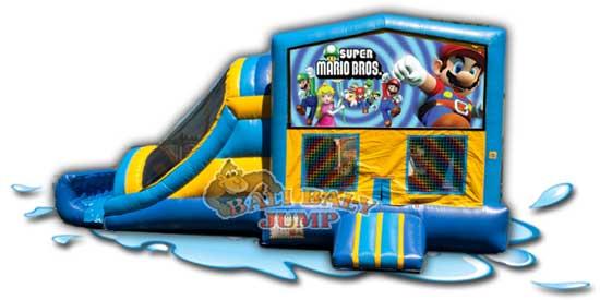Mario Bro 3-in-1 Combo Jumper