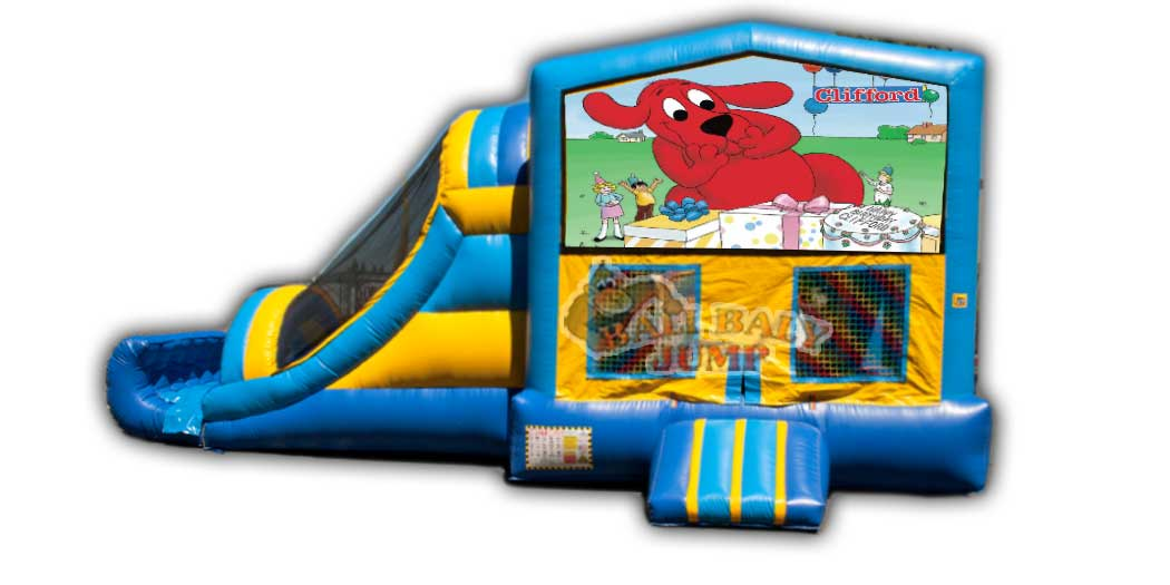 Cliford 3-in-1 Combo Jumper