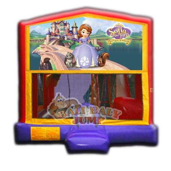 Princess Sofia 4-in-1 Combo Jumper
