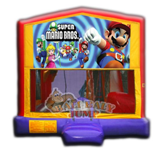 Mario Bro 4-in-1 Combo Jumper
