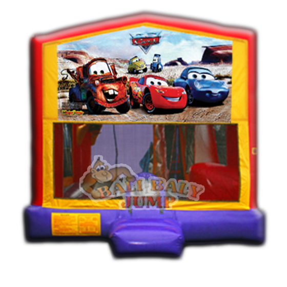 Cars 4-in-1 Combo Jumper