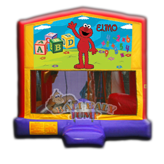 Elmo 2 4-in-1 Combo Jumper