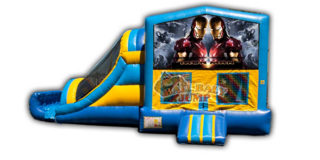 Iron Man 3-in-1 Combo Jumper