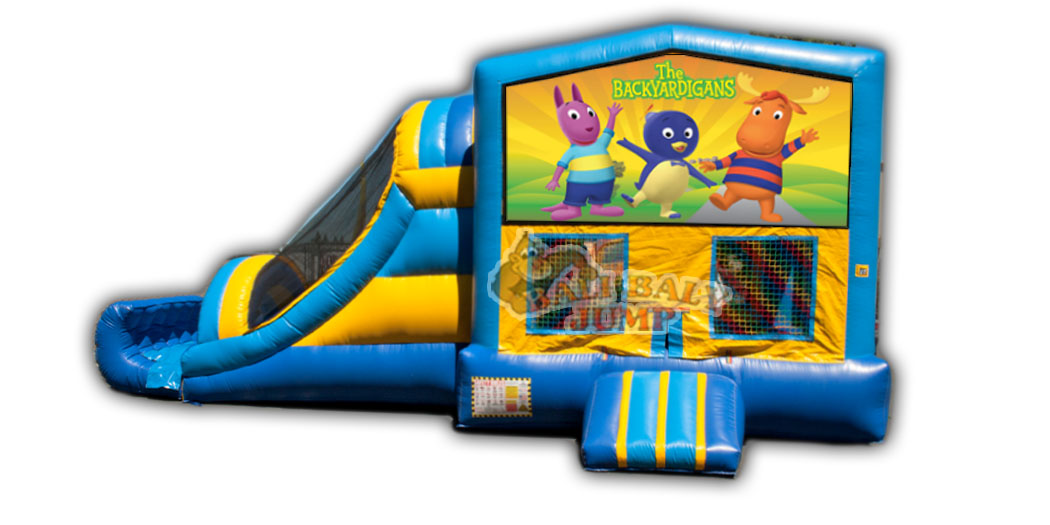 Back Yard 3-in-1 Combo Jumper