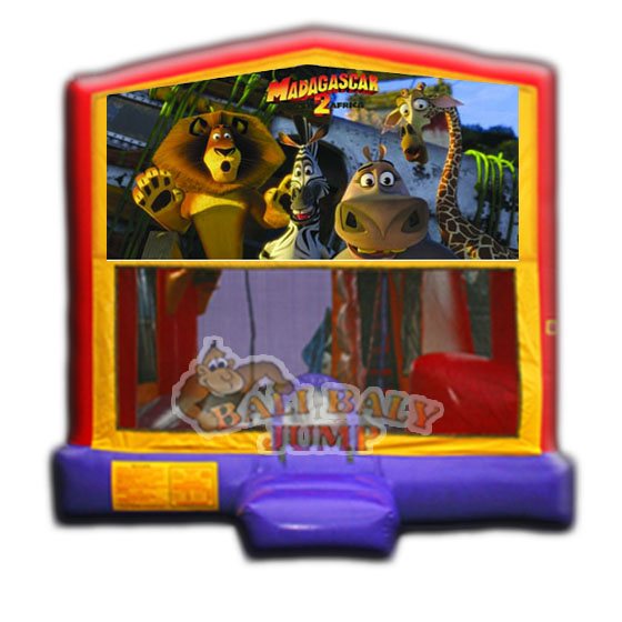 Madagascar 4-in-1 Combo Jumper