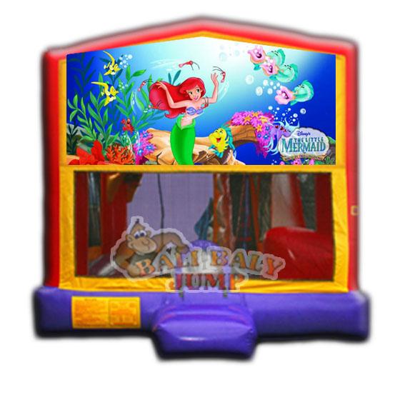 Little Mermaid 4-in-1 Combo Jumper