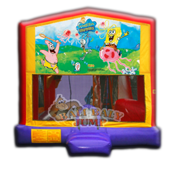Sponge Bob 4-in-1 Combo Jumper
