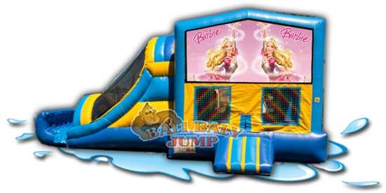 Barbie 3-in-1 Combo Jumper