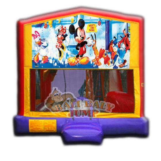 Mickey 4-in-1 Combo Jumper