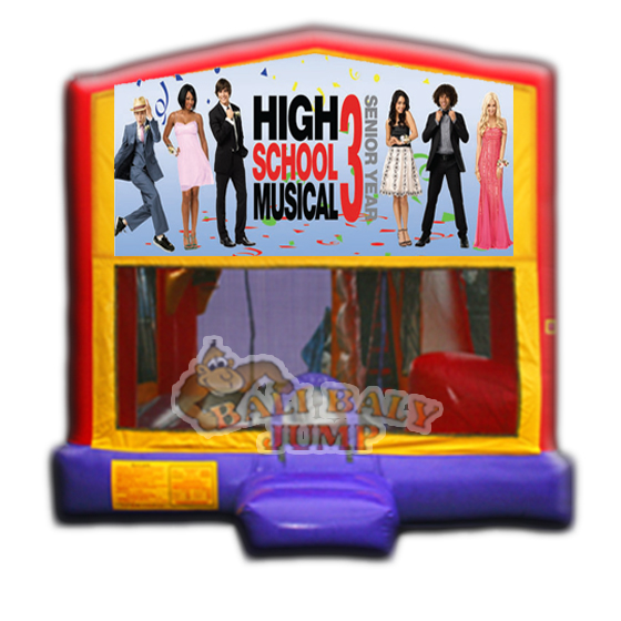 High School Musical 4-in-1 Combo Jumper