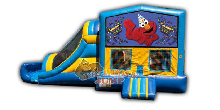 Elmo 3-in-1 Combo Jumper