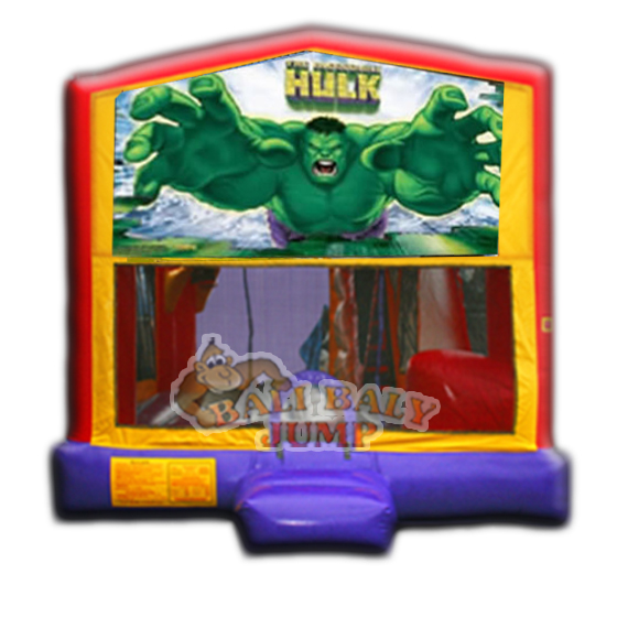 Hulk 4-in-1 Combo Jumper