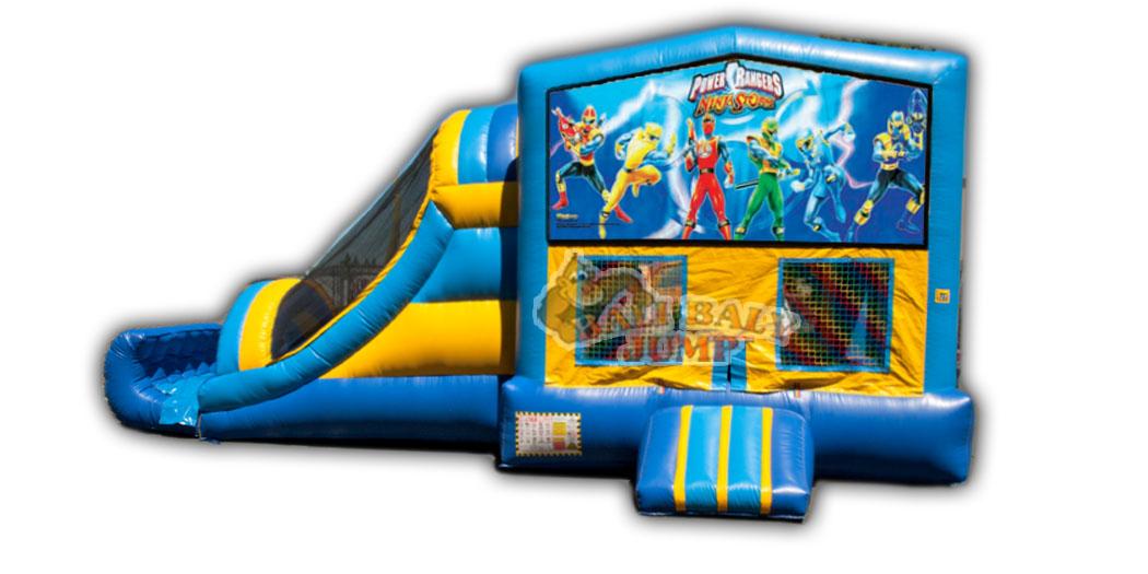 Power Rangers 3-in-1 Combo Jumper