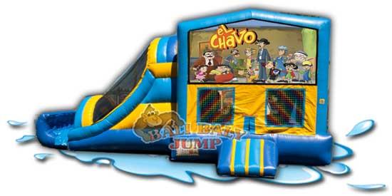 Chavo del 8 3-in-1 Combo Jumper