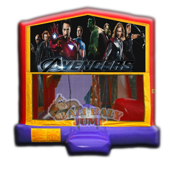 Advengers 4-in-1 Combo Jumper