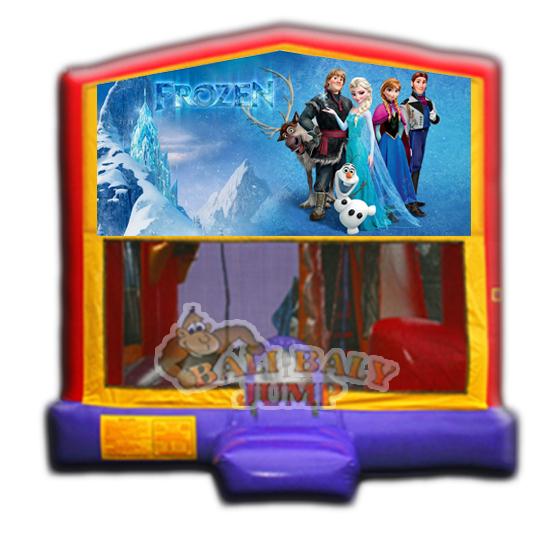 Frozen 4-in-1 Combo Jumper