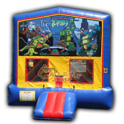 Ninja Turtle Jumper