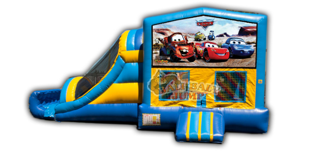 Cars 3-in-1 Combo Jumper