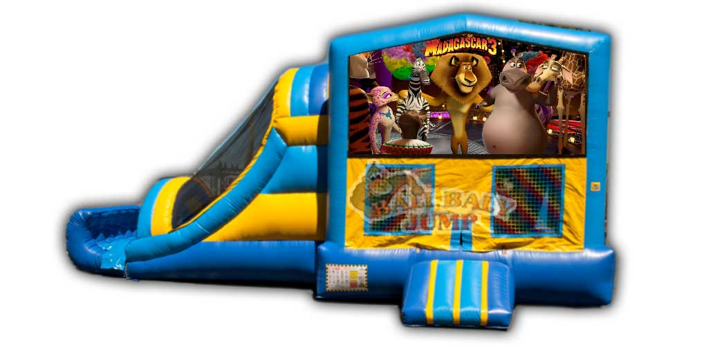 Madagascar 3-in-1 Combo Jumper