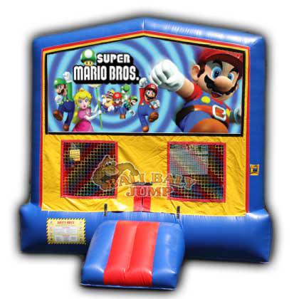 Mario Bro Jumper