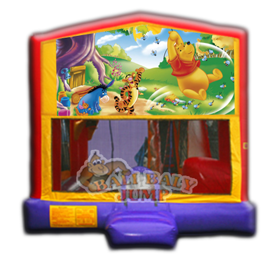 Pooh 4-in-1 Combo Jumper